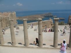 Acropolis of Lindos 07