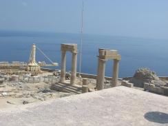 Acropolis of Lindos 23