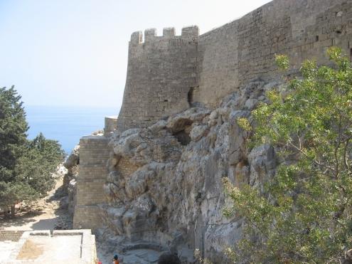 Acropolis of Lindos 24