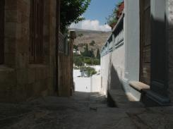 Lindos village 09