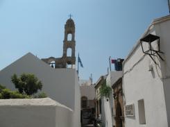 Lindos village 12