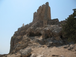 Lindos village 20