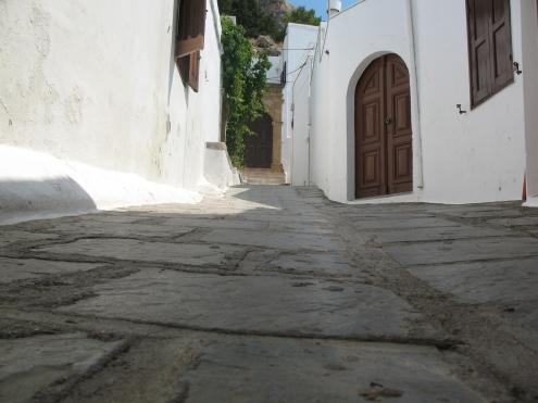 Lindos village 33