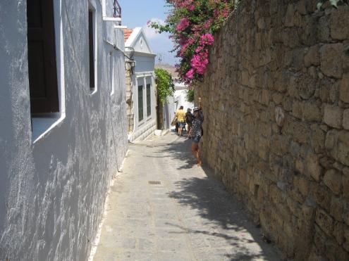 Lindos village 59