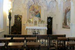 Portugal-Sintra-Quinta-Regaleira-Capela-Santíssima-Trindade-Interior